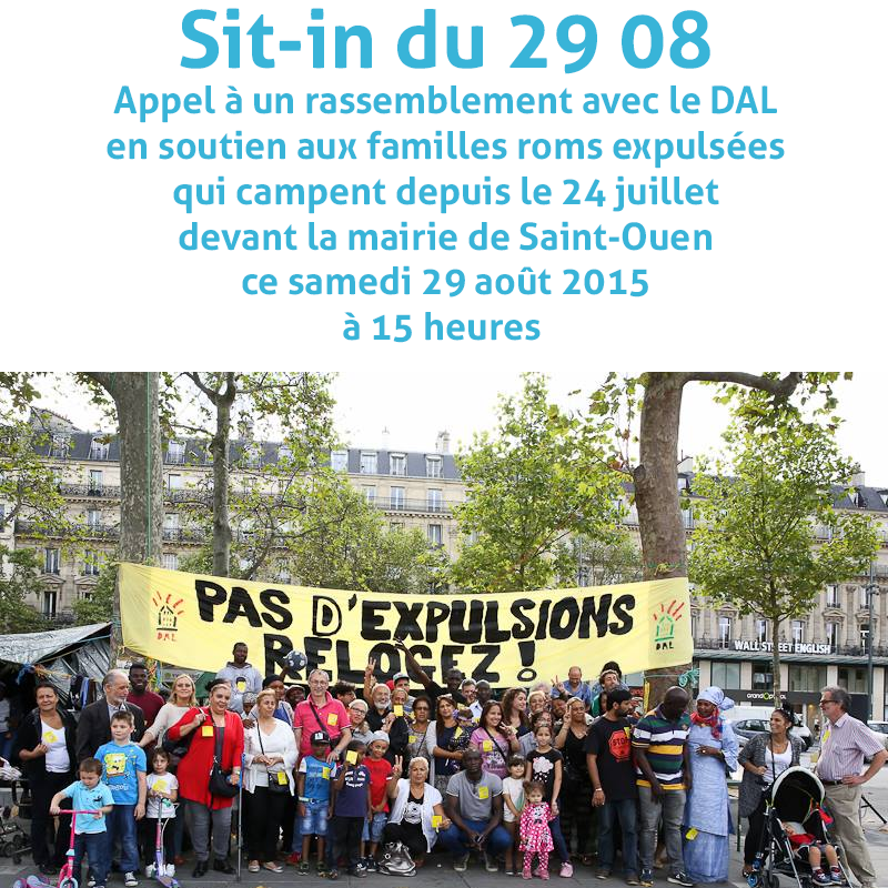 sit in roms saint-ouen